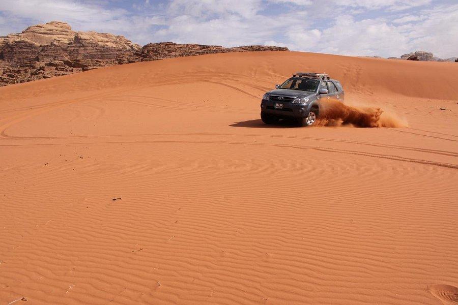 Jordan Jeep Adventure