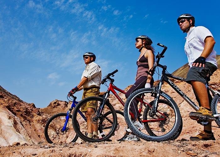 Jordan Cycling Tour