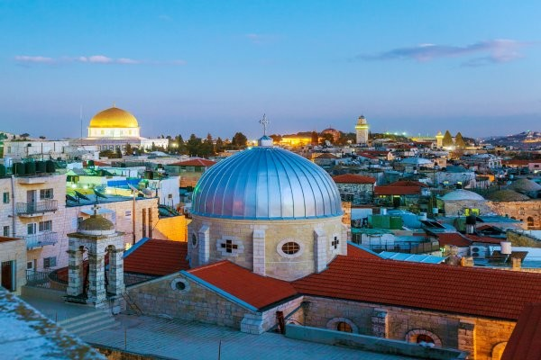 Biblical Combined Tour in Holy Land