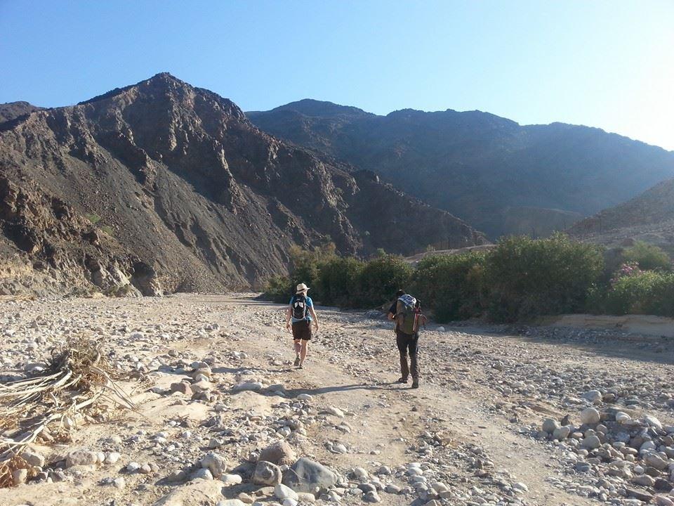 Jordan Hiking Tour