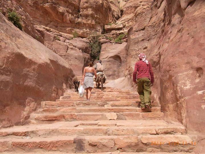 Hiking Petra – 04 Days / 03 Nights