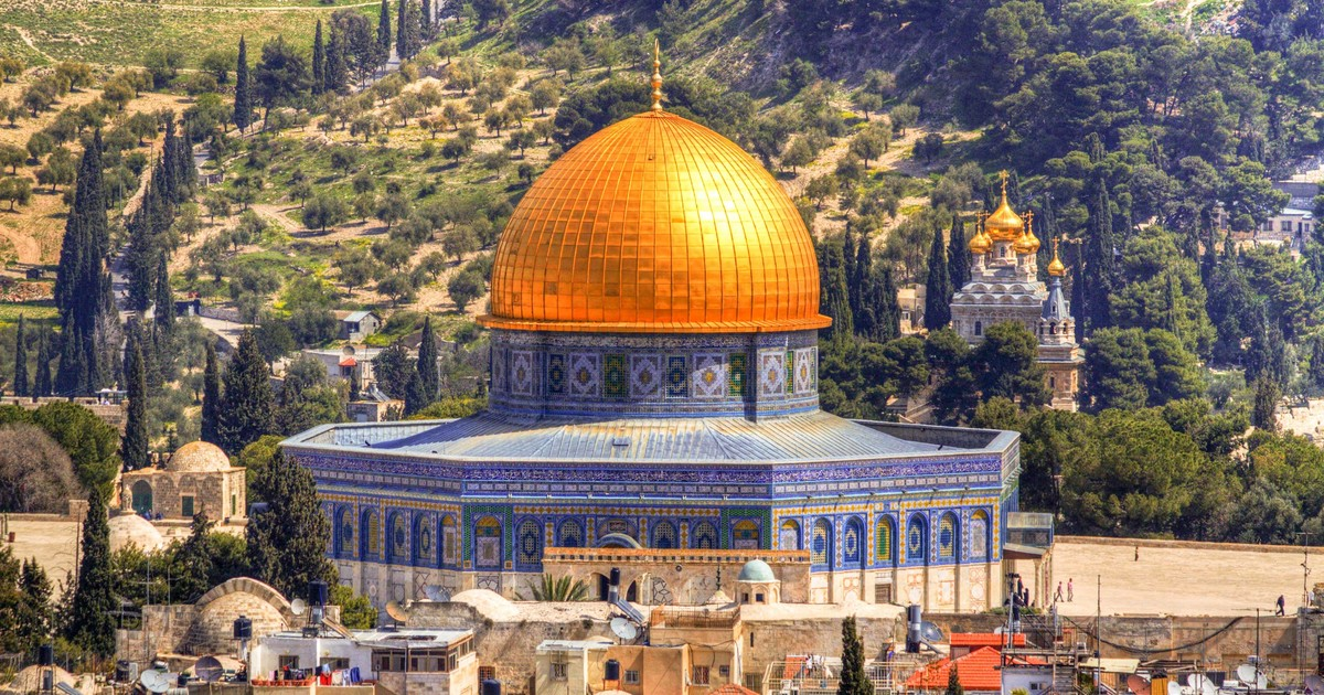 Islamic Combined Tour Jordan-Palestine